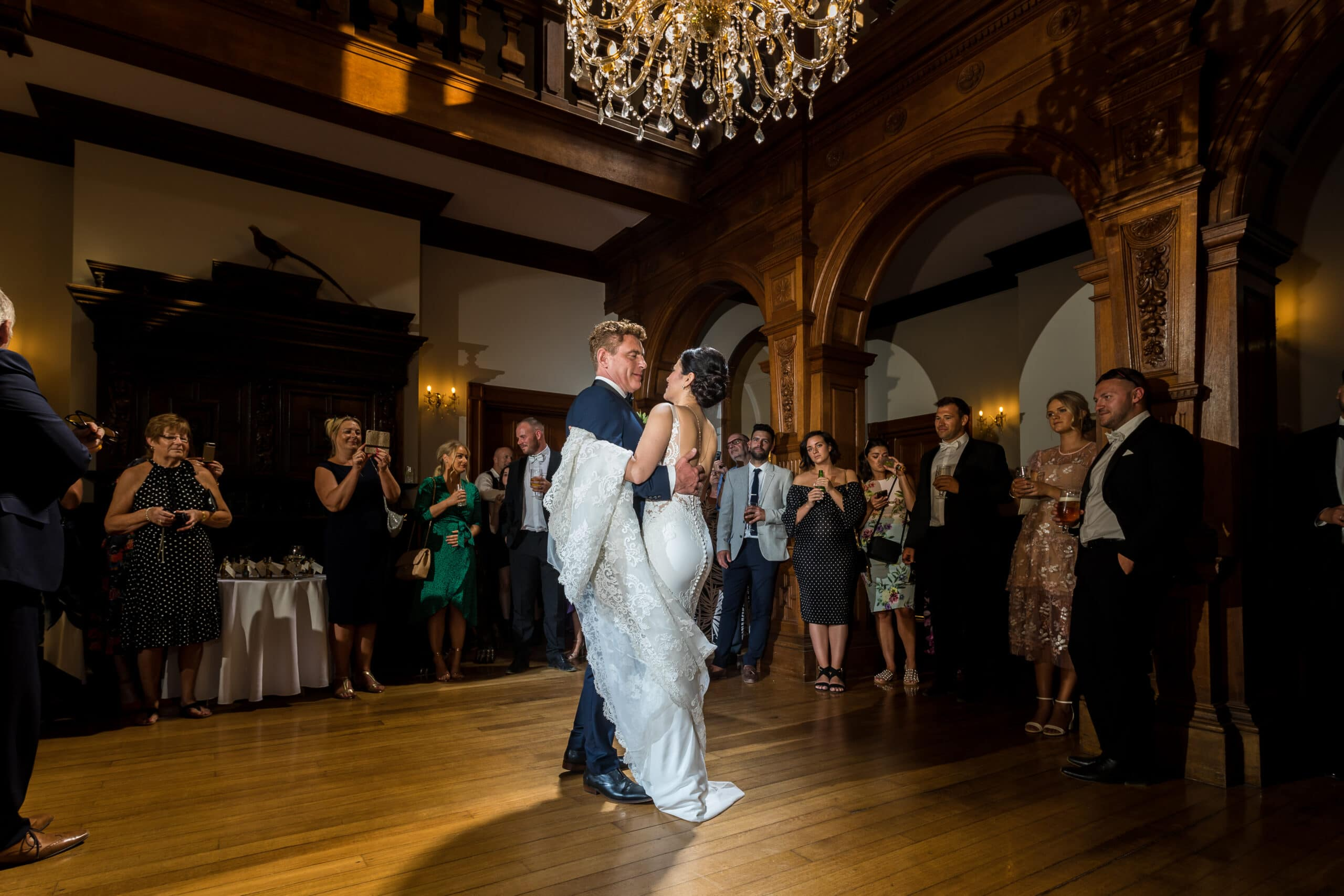 First Dance at Holmewood Hall