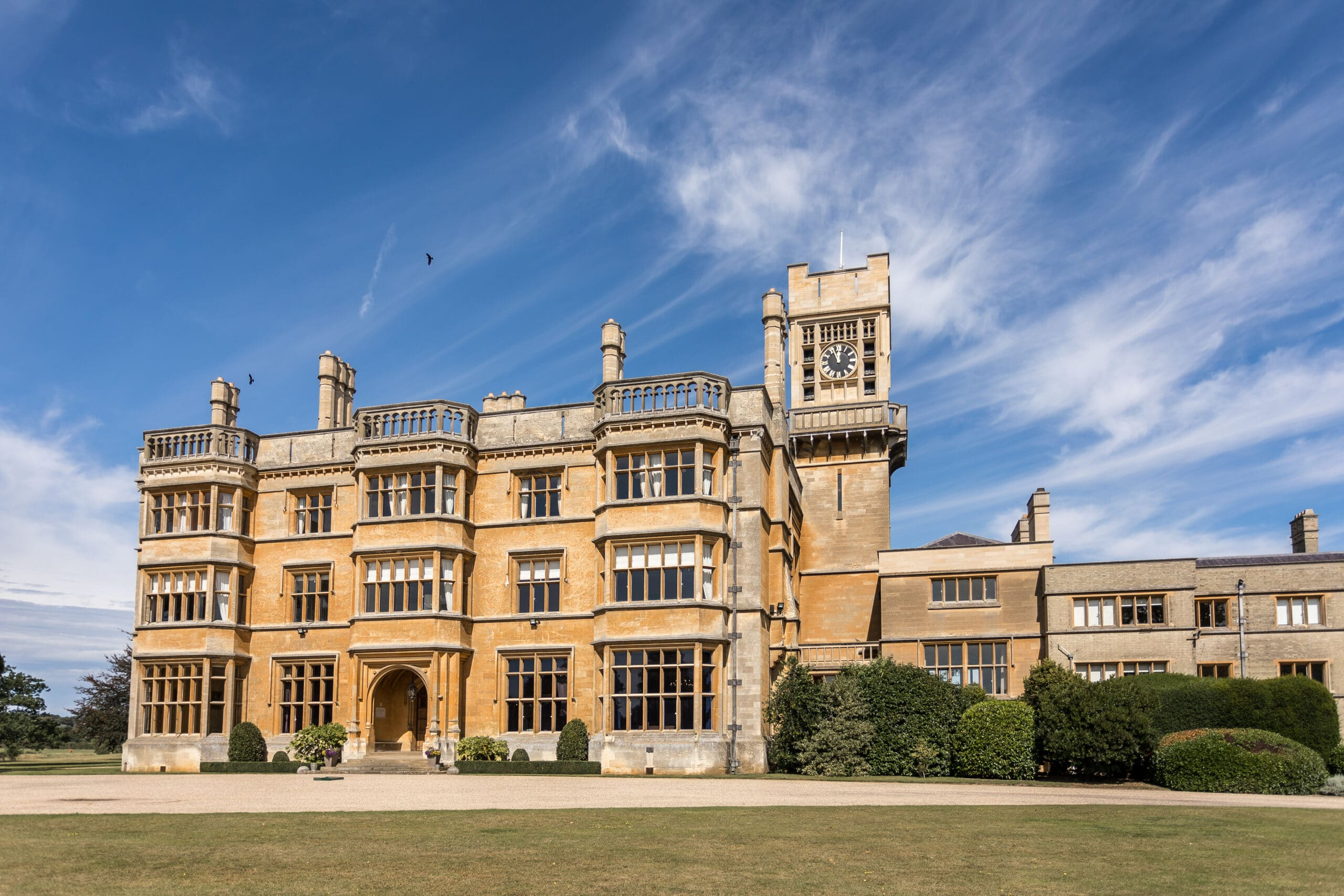 The House at Shuttleworth