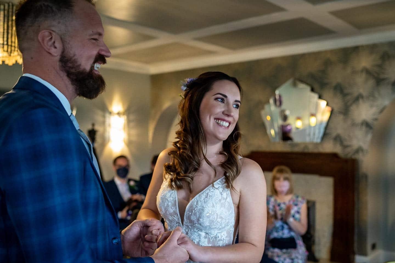 Wedding Ceremony Prested Hall