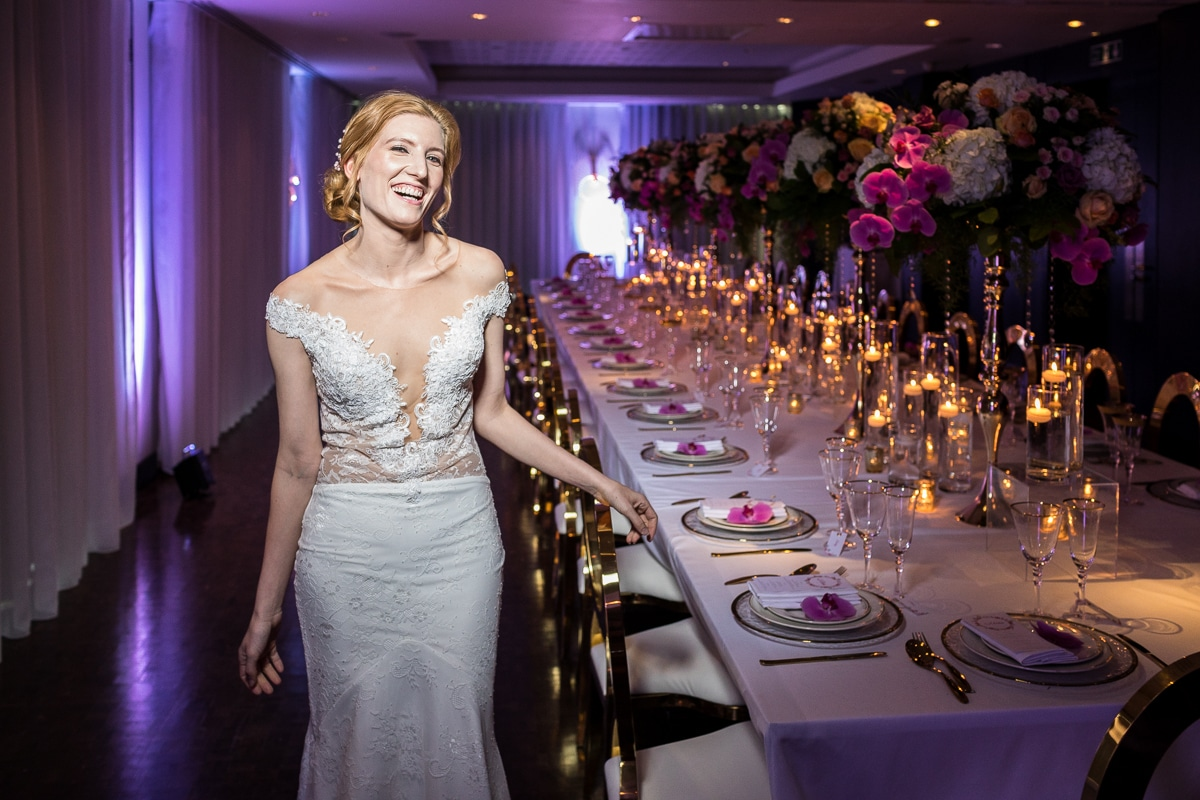 3 South Place Hotel Wedding